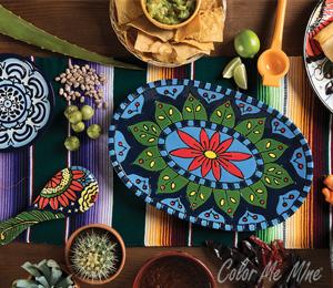 Frisco Talavera Tableware