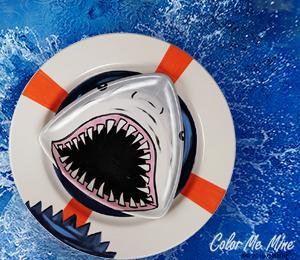 Frisco Shark Attack!