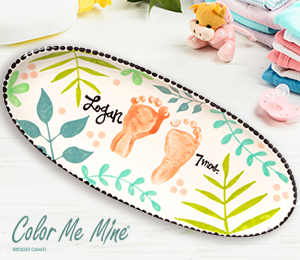 Frisco Tropical Baby Tray