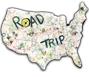 Frisco Family Road Trip!