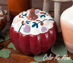 Frisco Fall Pumpkin Box