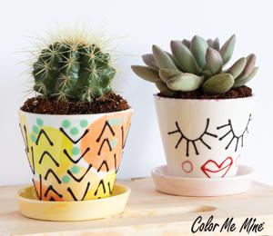 Plano Cute Planters