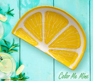 Plano Lemon Wedge