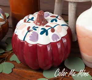 Plano Fall Pumpkin Box