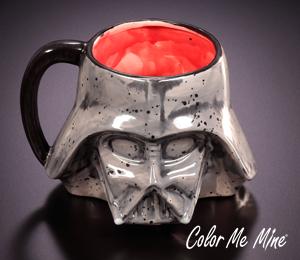 Plano Darth Vader Mug