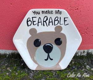 Plano Bearable Plate