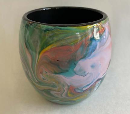 Plano Tye Dye Cup
