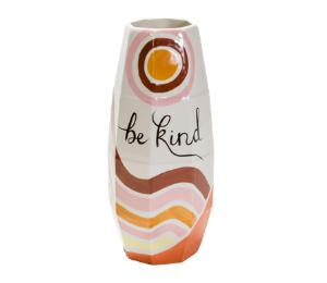 Plano Be Kind Vase