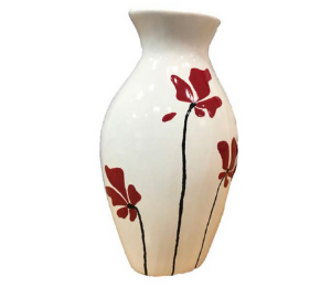 Plano Flower Vase