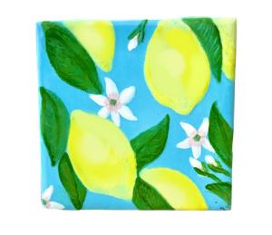 Plano Lemon Square Tile
