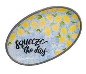 Plano Lemon Platter