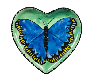 Plano Butterfly Plate